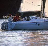 Zeilboot Beneteau First 211 (2007)-1