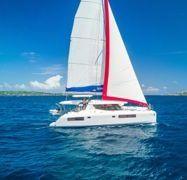 Catamaran Leopard Sunsail 454 (2017)-1