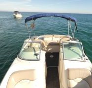Speedboat Sea Ray 210 Select (2016)-1