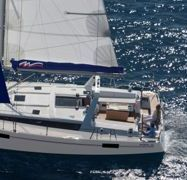 Sailboat Beneteau Moorings 48.4 (2016)-1