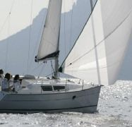 Barca a vela Jeanneau Sun Odyssey 32 i (2008)-1