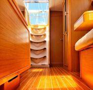 Zeilboot Jeanneau Sun Odyssey 42 DS (2010)-1
