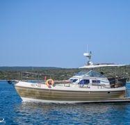 Imbarcazione a motore Sasanka Courier 970 - 2008 (raddobbo 2020)-1