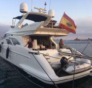 Motor boat Azimut 55 - 2008 (refit 2020)-1