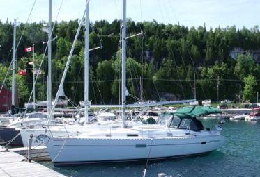 Segelboot Beneteau Oceanis 361 (2001)-0