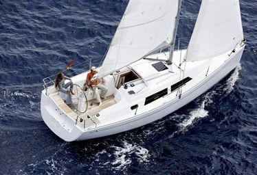 Barca a vela Hanse 320 (2008)-0