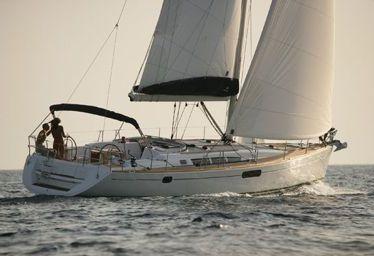 Barca a vela Jeanneau Sun Odyssey 49 i (2008)-0