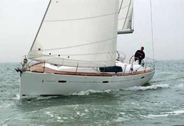Barca a vela Beneteau Oceanis 43 (2008)-0