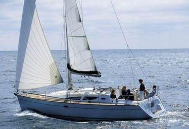 Segelboot Jeanneau Sun Odyssey 35 (2005)-0
