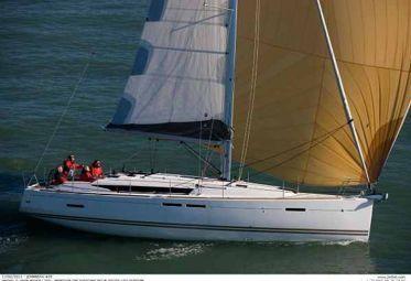 Zeilboot Jeanneau Sun Odyssey 439 (2012)-0
