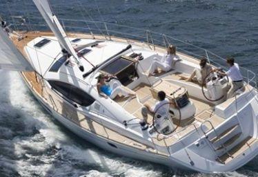 Zeilboot Jeanneau Sun Odyssey 45 (2005)-0