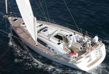 Barca a vela Beneteau Oceanis 50 (2010)-0