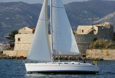 Zeilboot Beneteau Cyclades 43.3 (2005)-0