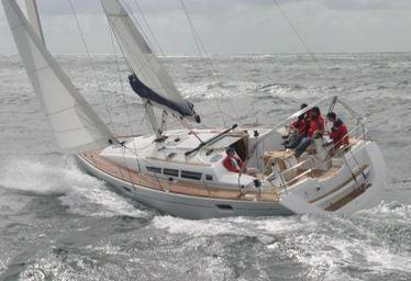 Barca a vela Jeanneau Sun Odyssey 42 i (2007)-0