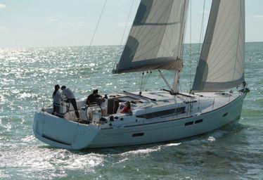 Barca a vela Jeanneau Sun Odyssey 469 (2013)-0