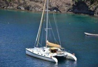 Catamarano Outremer OUTREMER 55 (2008)-0