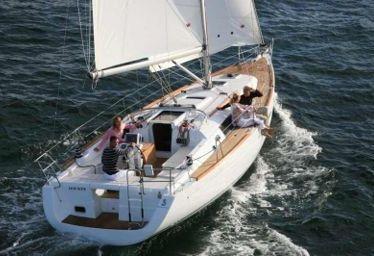 Velero Beneteau Oceanis 37 (2007)-0