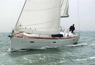 Barca a vela Beneteau Oceanis 43 (2012)-0