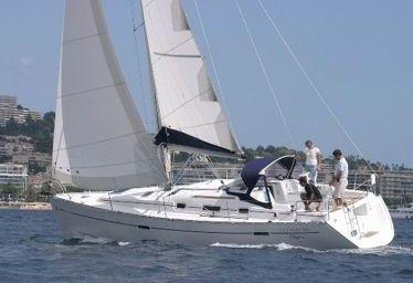 Barca a vela Beneteau Oceanis Clipper 343 (2008)-0