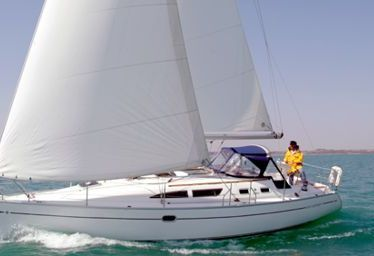 Barca a vela Jeanneau Sun Odyssey 37 (2001)-0