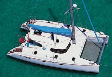 Catamarano Nautitech 40 (2009)-0