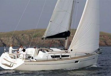 Segelboot Jeanneau Sun Odyssey 36 i (2008)-0