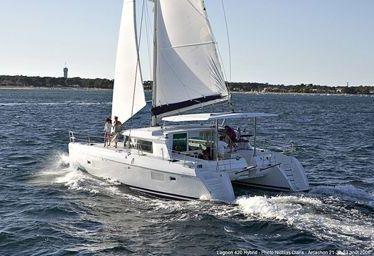 Catamarano Lagoon 420 (2007)-0