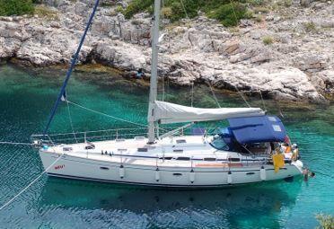 Zeilboot Bavaria Cruiser 47 (2009)-0