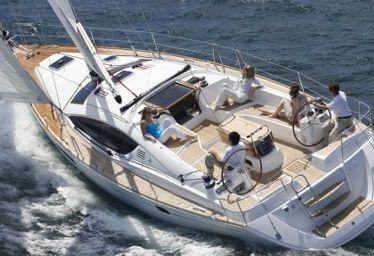 Barca a vela Jeanneau Sun Odyssey 54 DS (2009)-0