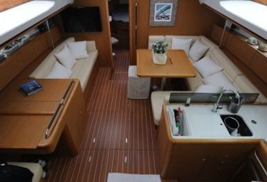 Zeilboot Jeanneau Sun Odyssey 50 DS (2009)-0
