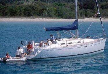 Zeilboot Dufour 385 (2006)-0