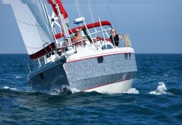 Sailboat Ovni 395 (2013)-0