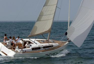 Zeilboot Dufour 375 (2013)-0
