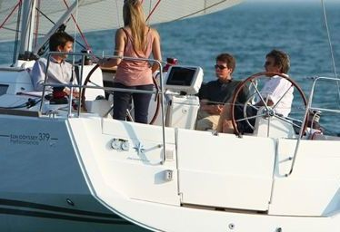 Segelboot Jeanneau Sun Odyssey 379 DL (2012)-0