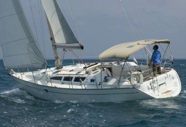 Zeilboot Jeanneau Sun Odyssey 40.3 (2004)-0