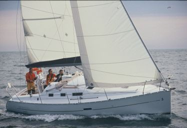 Segelboot Beneteau Oceanis 323 DL (2006)-0