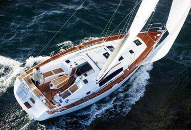 Zeilboot Beneteau Oceanis 40 (2011)-0