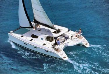 Catamaran Nautitech 40 Open (2014)-0