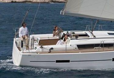 Barca a vela Dufour 410 (2013)-0