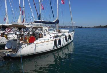 Zeilboot Beneteau Oceanis 37 (2008)-0