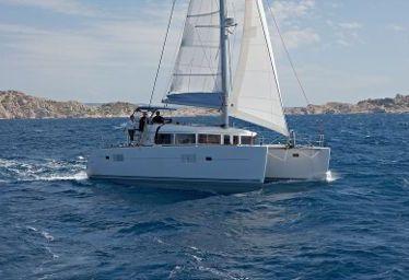 Catamaran Lagoon 400 S2 (2017)-0