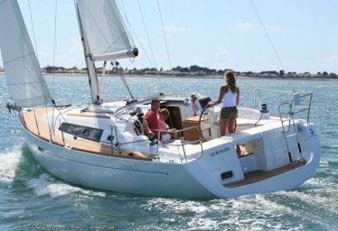 Sailboat Beneteau Oceanis 37 - 2009 (refit 2017)-0