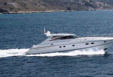 Imbarcazione a motore Princess V58 - 2004 (raddobbo 2015)-0