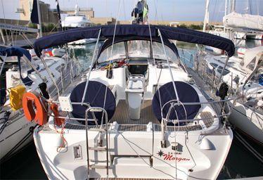 Zeilboot Jeanneau Sun Odyssey 43 Legend (2004)-0