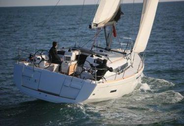 Zeilboot Jeanneau Sun Odyssey 439 Performance (2011)-0