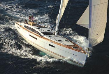 Sailboat Jeanneau 53 (2011)-0
