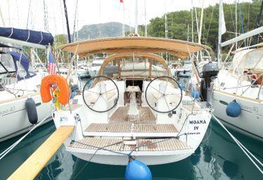Sailboat Dufour 335 Grand Large (2013)-0