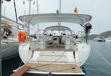Sailboat Bavaria Cruiser 50 (2013)-0