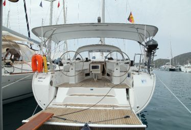 Barca a vela Bavaria Cruiser 50 (2013)-0