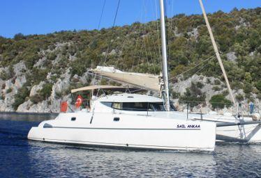 Catamarán Fountaine Pajot Athena 38 - 1998 (reacondicionamiento 2020)-0